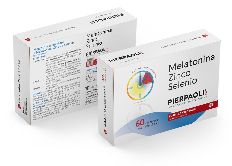 melatonina box